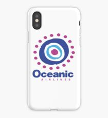 Oceanic Airlines 815 iPhone Case/Skin