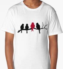 """Individualist""  Long T-Shirt"