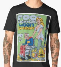 Foo Fighters Ween JawBreaker Cover Tee  Men's Premium T-Shirt