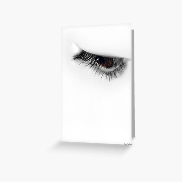 The Eye Greeting Card