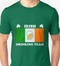 Irish Drinking Team T-Shirt