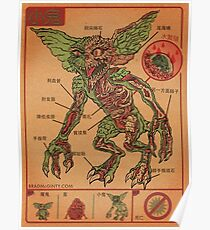 The Anatomy of a Gremlin  Poster
