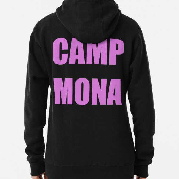 CAMP MONA TOP Pullover Hoodie