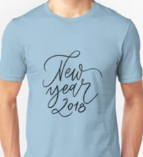 Holiday lettering T-Shirt