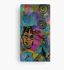 A HEALING Potion Called COLOR Canvas Print
