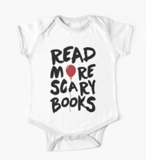 Read More Scary Books. Stephen King IT Kids Clothes