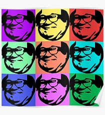 Danny Warhol Poster