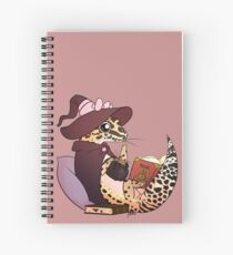 Leopard Gecko: Charley Spiral Notebook