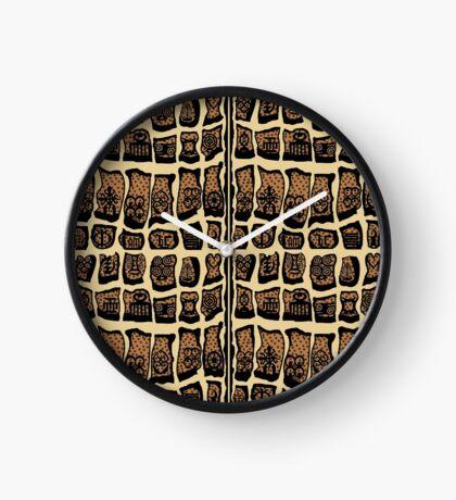 Caramel Clock