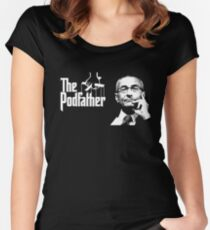 The Podfather Women's Fitted Scoop T-Shirt
