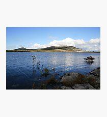 Burren mountain Photographic Print