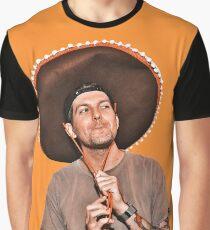 Dillon Francis Sombrero Graphic T-Shirt