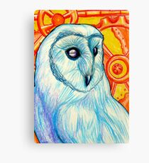 SOFT AND PRECISE Canvas Print