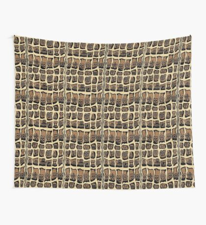 Caramel Wall Tapestry