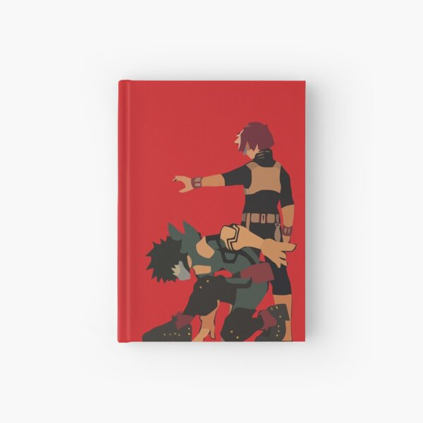 The Dynamic Duo Hardcover Journal