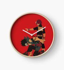 The Dynamic Duo Clock