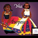 Princess Nia by ChrisyJ