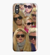 SHADY BABY - GEMMA COLLINS iPhone Case/Skin