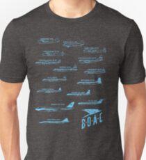 BOAC Fleet  T-Shirt