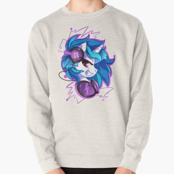 Shock Wave  Pullover Sweatshirt