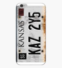 Supernatural License Plate iPhone Case
