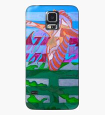 Hexagram 20: Kuan (Contemplation) Case/Skin for Samsung Galaxy