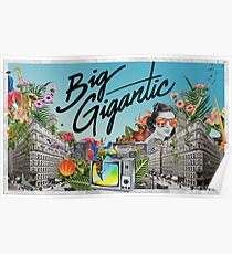 Big Gigantic - Bright future Poster Poster