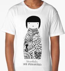 Kokeshi Doll Long T-Shirt