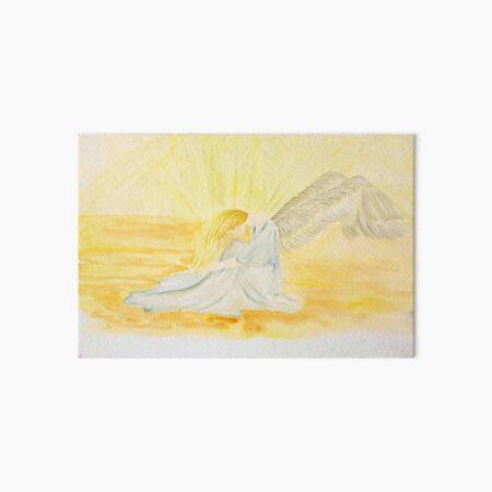 Light Fairy Art Board Print