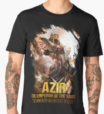 League of Legends AZIR - [The Emperor Of The Sand] Men's Premium T-Shirt