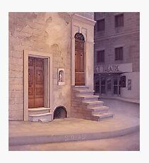 Scylla Street Photographic Print