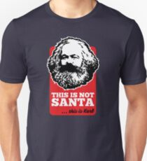 THIS IS NOT SANTA - THIS IS KARL Slim Fit T-Shirt