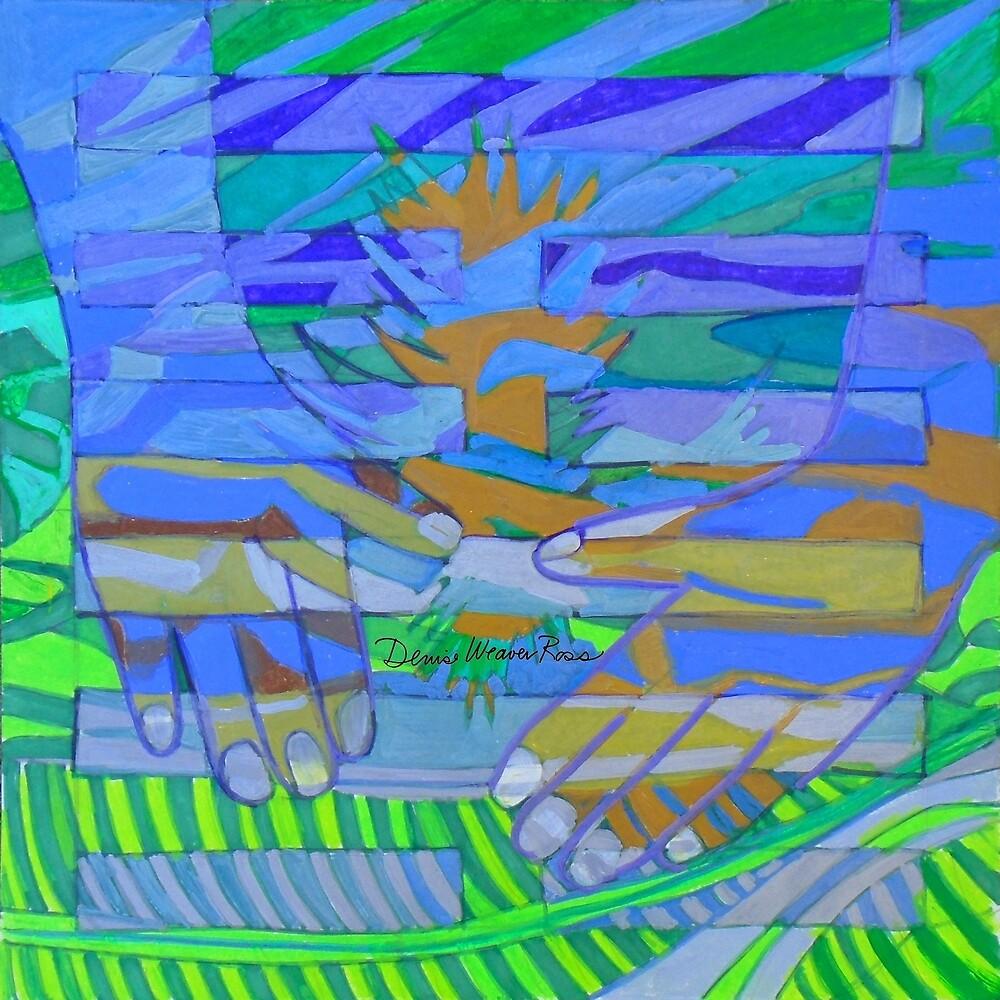 Hexagram 18: Ku (Reclamation) by Denise Weaver Ross