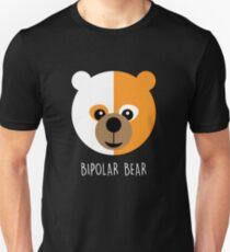 Bipolar Bear T shirt Slim Fit T-Shirt