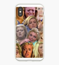 THE MANY MOODS OF GEMMA COLLINS  iPhone Case