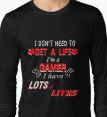 Lots of lives T-Shirt