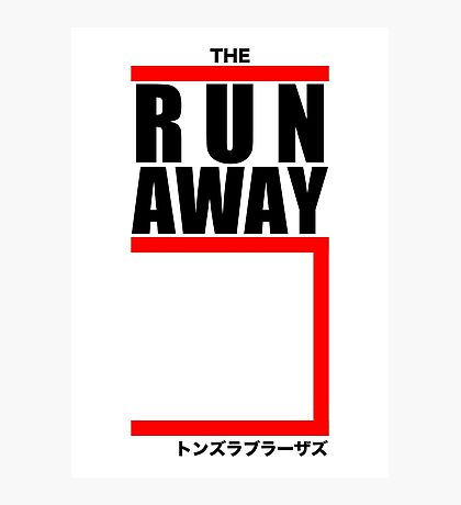The Runaway Five Photographic Print