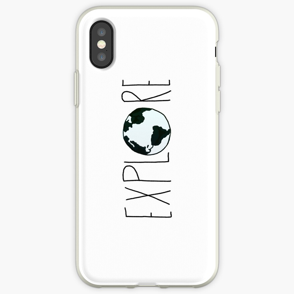 Explore the Globe iPhone Case & Cover