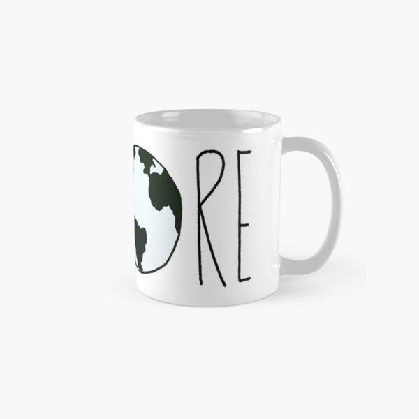 Explore the Globe Classic Mug