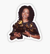 Lauryn Hill Grammy  Sticker