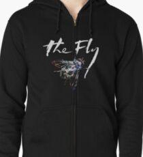 U2 The fly  Zipped Hoodie