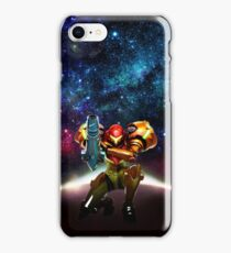 Metroid Samus Returns iPhone Case/Skin