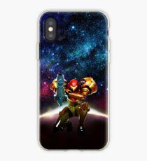 Metroid Samus Returns iPhone Case