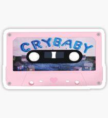 Pink Cassette Sticker