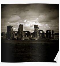 Stone Henge Poster