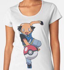 Ash Without a Hat Women's Premium T-Shirt
