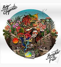 Big Gigantic - NEW ALBUM BRIGHTER FUTURE AUGUST 26, 2017 Poster