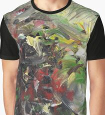 Scattered Graphic T-Shirt