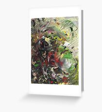 Scattered Greeting Card