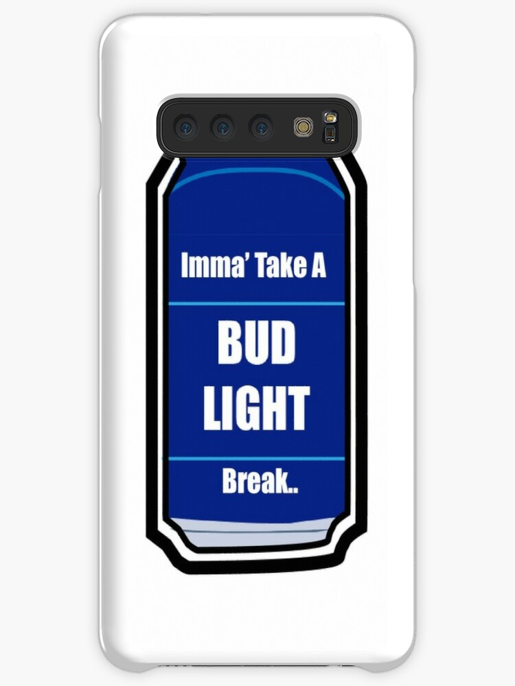 more photos 7dc53 87a91 'Bud lIght Break, One' Case/Skin for Samsung Galaxy by maggiedaigle